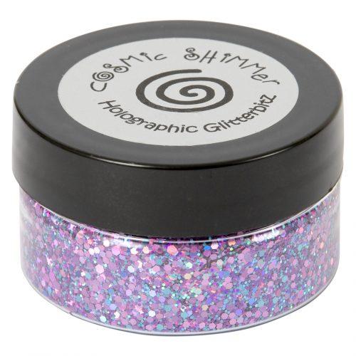 Holographic Glitterbitz