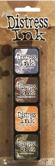 Tim Holtz Mini Distress Ink Pad Sets