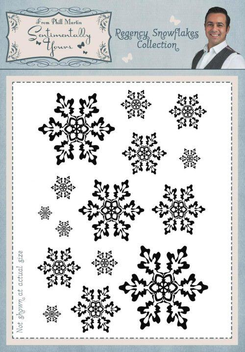 Christmas Snowflakes Collection