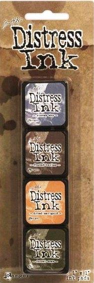 Tim Holtz Mini Distress Ink Pad Sets