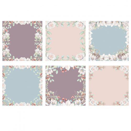 the paper boutique secret romance 7x7 panel pad