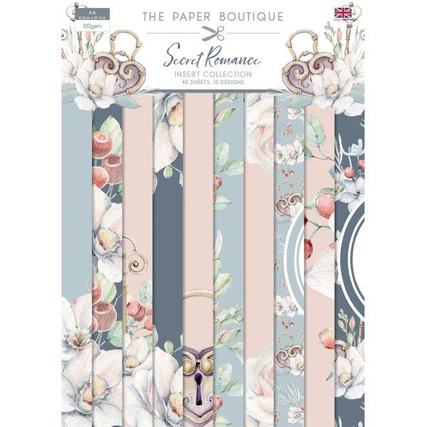 the paper boutique secret romance insert collection