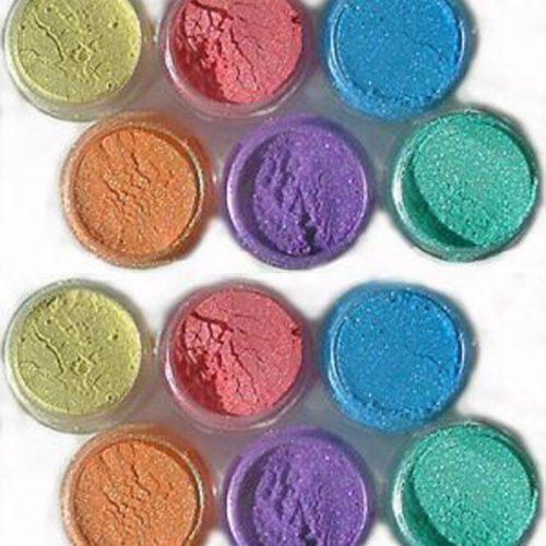 Mica & Pigment Powders