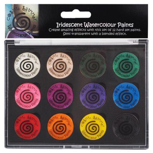 Watercolour Paint Palettes