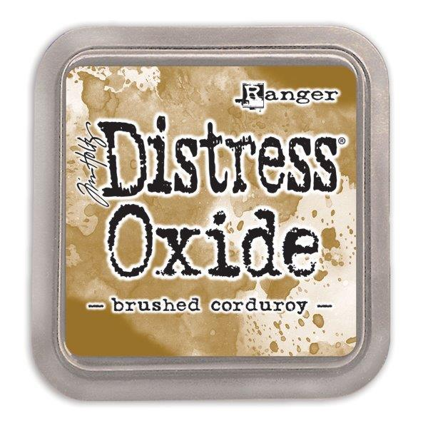 Tim Holtz Distress Oxide Pad Brushed Corduroy