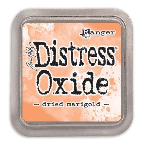 Tim Holtz Distress Oxide Pad Dried Marigold