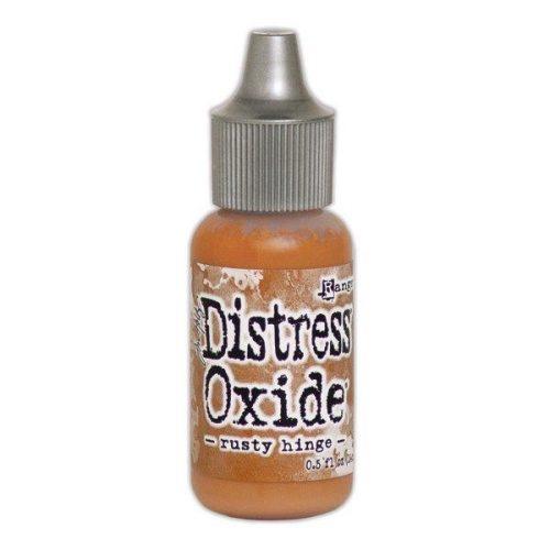 Ranger Distress Oxide Re-inker Rusty Hinge
