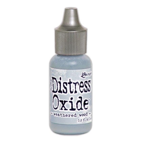 Ranger Distress Oxide Re-inker Weathered Wood