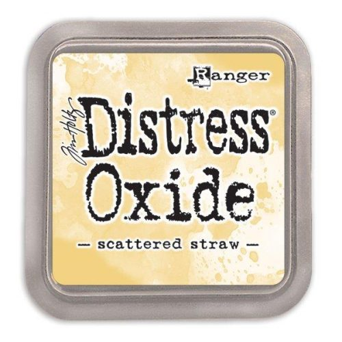 Tim Holtz Distress Oxide Pad Scattered Straw
