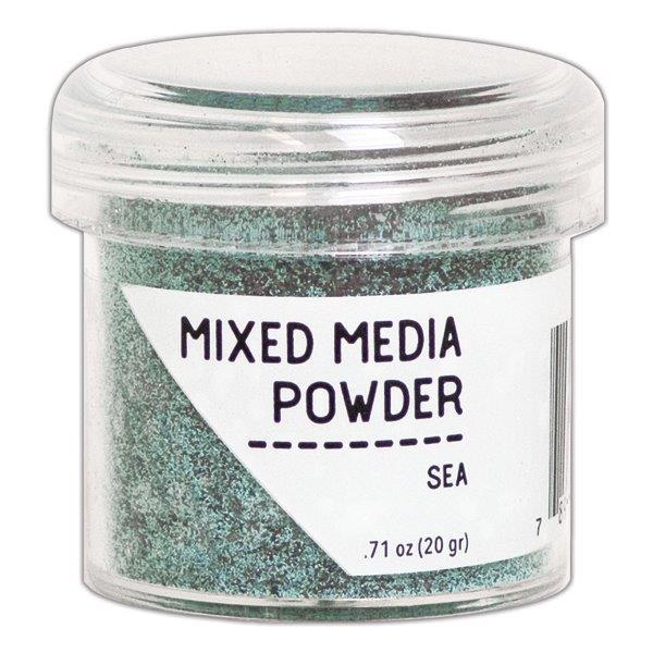 Ranger Mixed Media Powders Sea