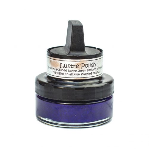 Cosmic Shimmer Lustre Polish Violet Vibe
