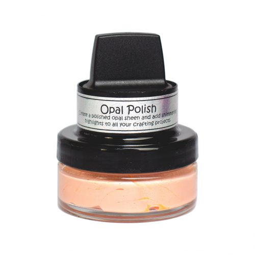 Cosmic Shimmer Opal Polish Blushed Peach