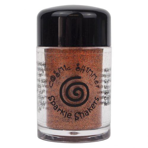 Cosmic Shimmer Sparkle Shaker Copper Glow
