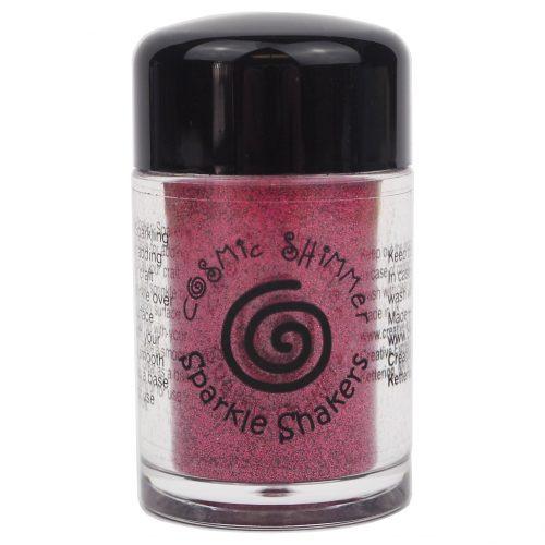 Cosmic Shimmer Sparkle Shaker Pink Fire