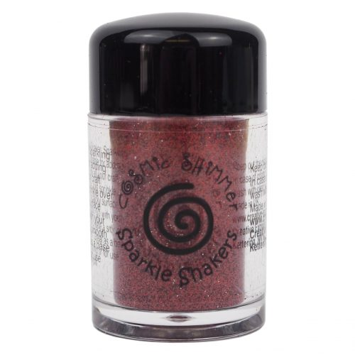 Cosmic Shimmer Sparkle Shaker Ruby Red