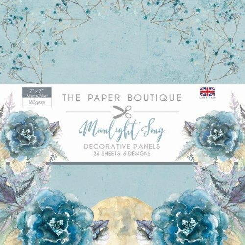 the paper boutique moonlight song 7x7 panel pad