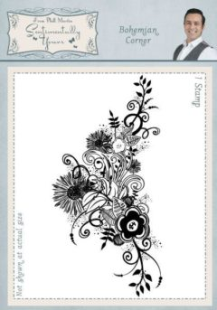 sentimentally yours bohemian corner a6 stamp