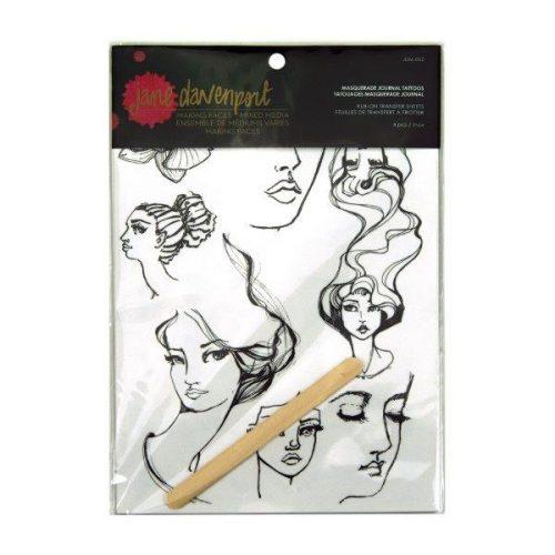 jane davenport masquerade journal tattoos