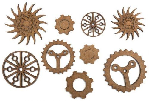 Creative Expressions Art-Effex Cogs & Gears