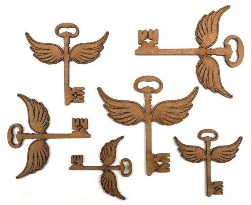 Creative Expressions Art-Effex Winged Keys