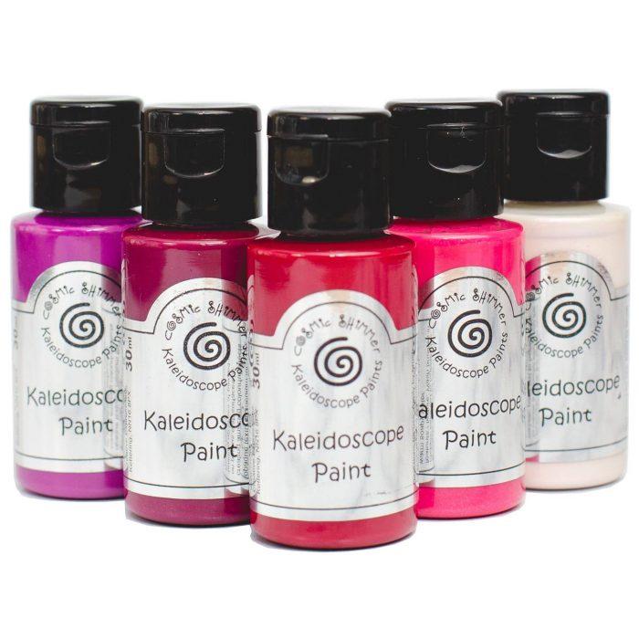 cosmic shimmer kaleidoscope paint barry burst