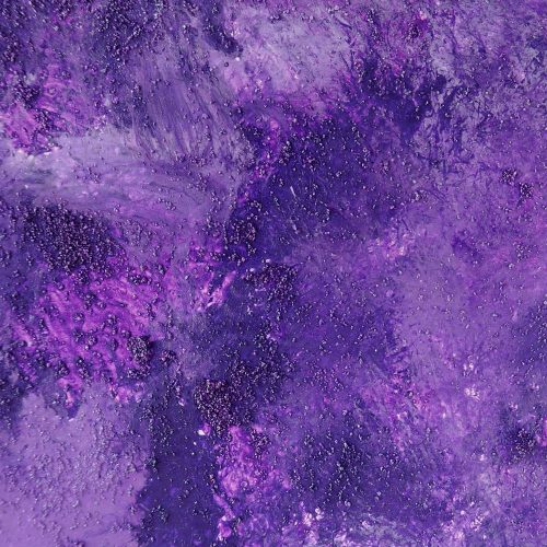 cosmic shimmer kaleidoscope paint purple passion swatch