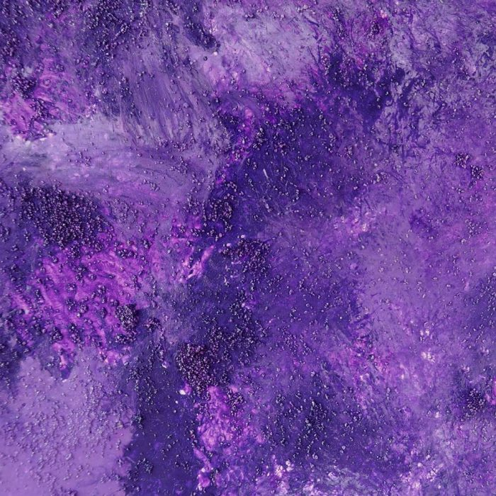 cosmic shimmer kaleidoscope paint purple passion swatch