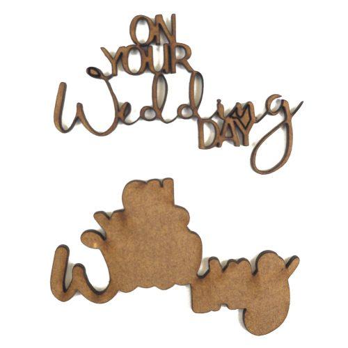 Creative Expressions Art-Effex Wedding Day
