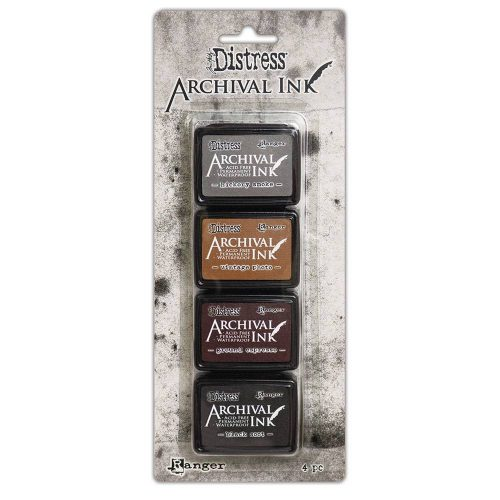 Distress Archival Mini Ink Kits
