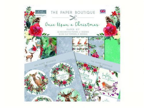 Paper Boutique - Once Upon A Christmas