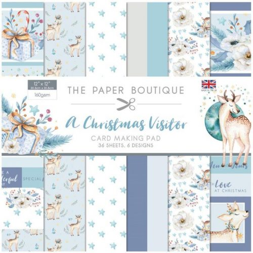 Paper Boutique - A Christmas Visitor