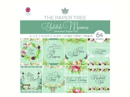 Paper Tree - Yuletide Memories