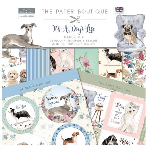 Paper Boutique - It's A Dogs Life