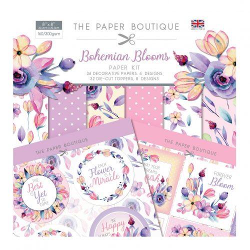 Paper Boutique Bohemian Blooms