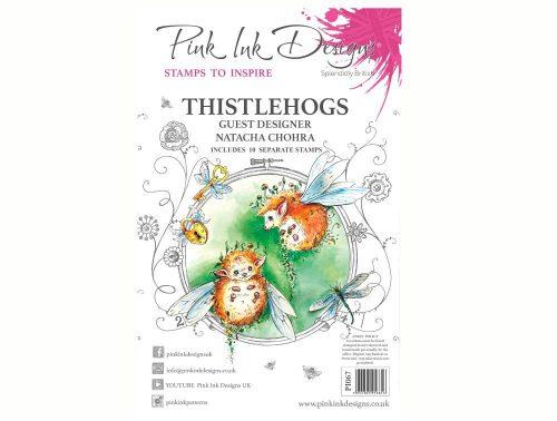 Pink Ink Guest Designer Stamps