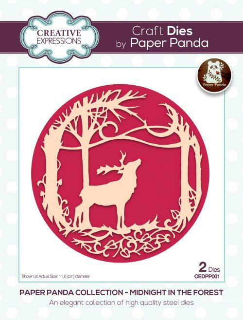 Paper Panda Dies