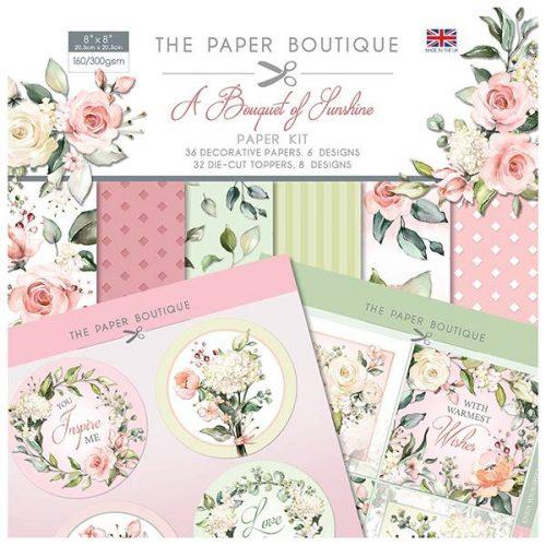 Paper Boutique - A Bouquet Of Sunshine