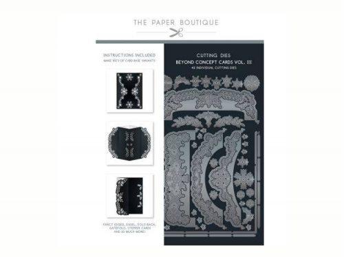 Paper Boutique Beyond Concept Die Vol 3