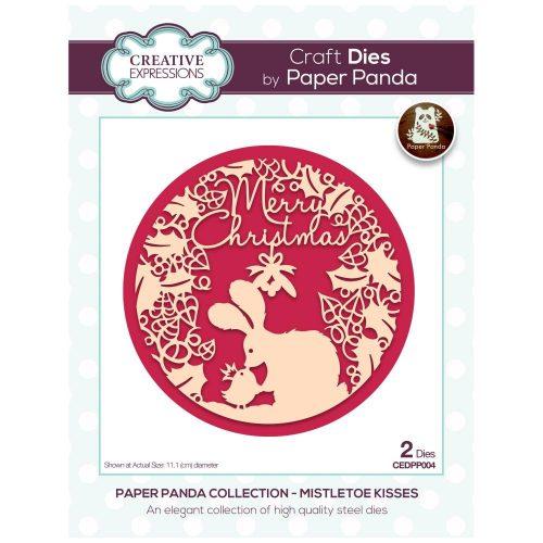 Paper Panda Festive Craft Dies