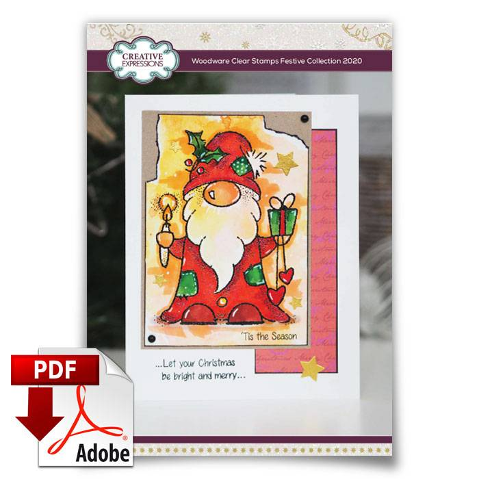 creative expressions woodware festive 2020