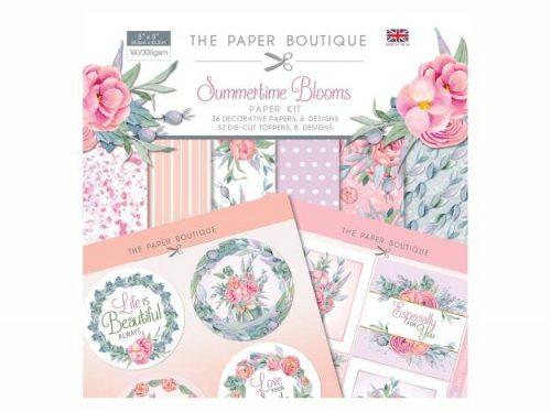 Paper Boutique - Summertime Blooms
