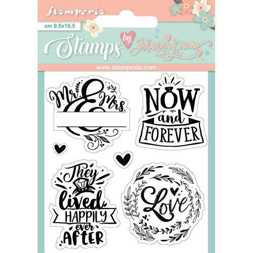 Acrylic Stamps