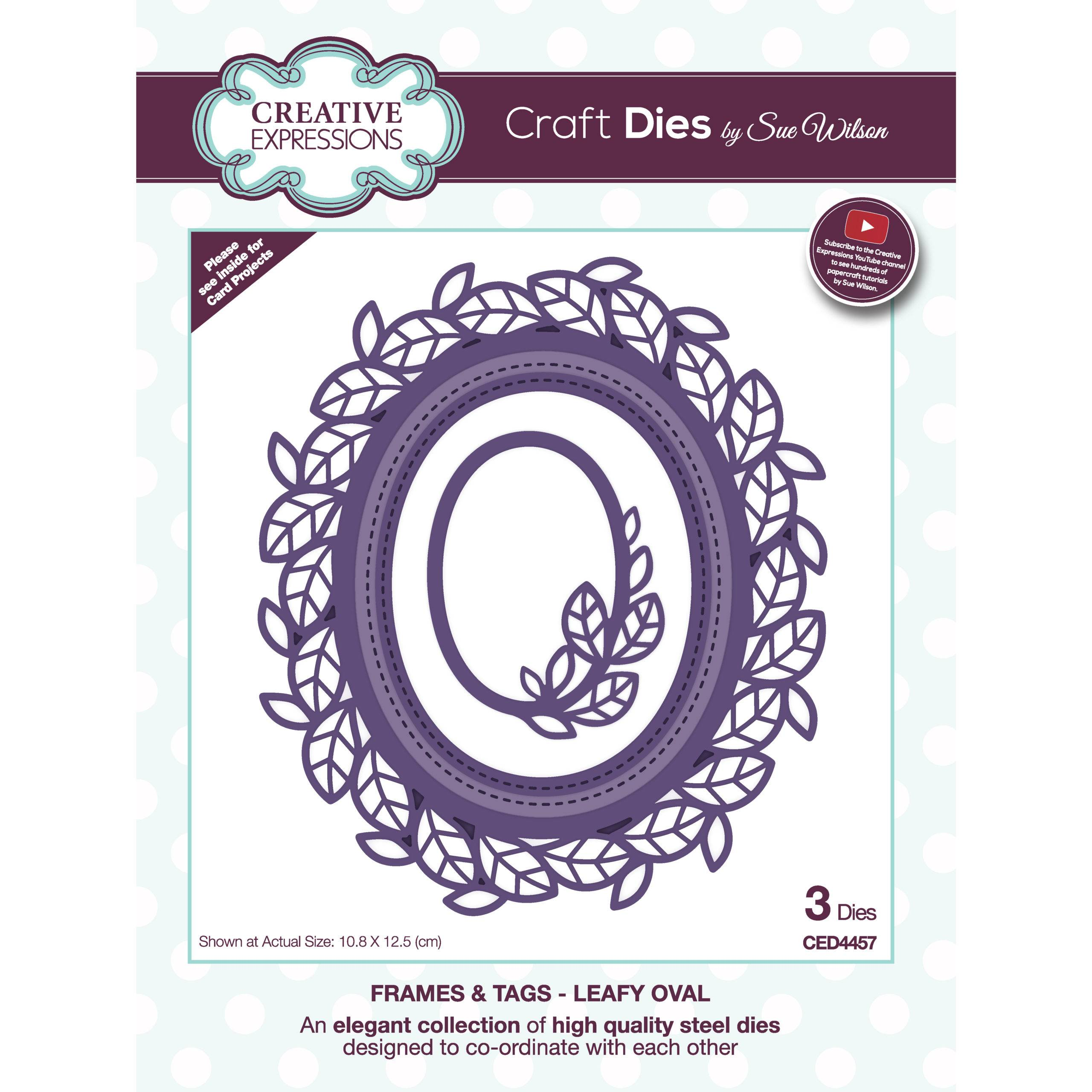Paper Cuts Edger Dies Apr 2020 CREATIVE EXPRESSIONS Paper Cuts Collection Die
